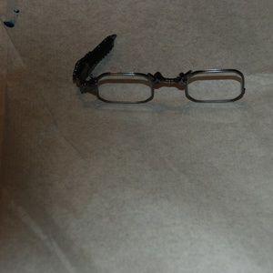 Vintage Lorgnette Eye Glasses